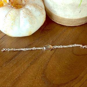 Chloe + Isabel Ocean Lace Flex Bracelet